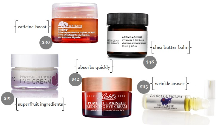 Low to Luxe: Eye Cream | 312 Beauty