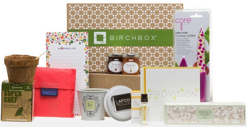 Birchbox-From-the-Garden-Home