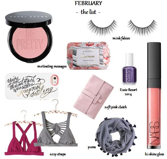 February-The-List