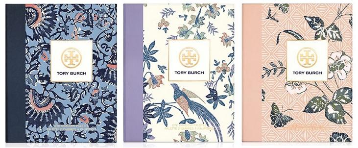 Tory Burch Eye Shadow Palettes