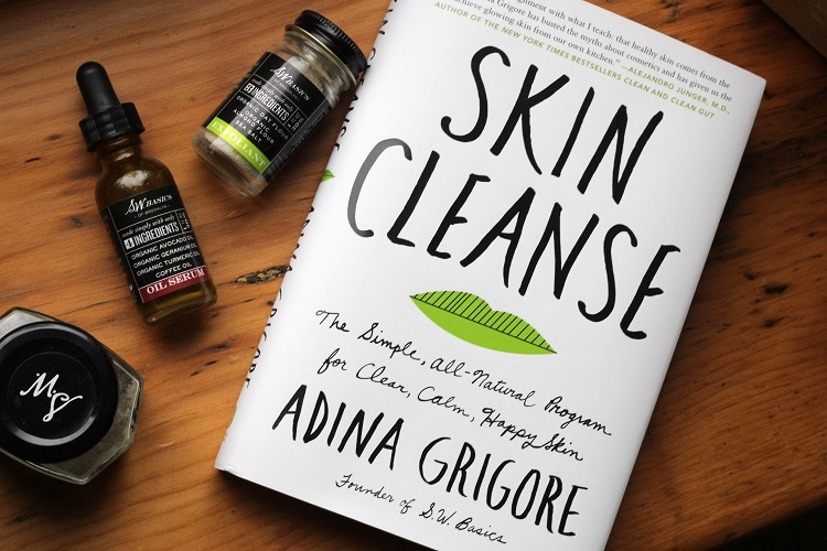 Skin Cleanse book
