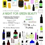 A Night for Green Beauty Chicago