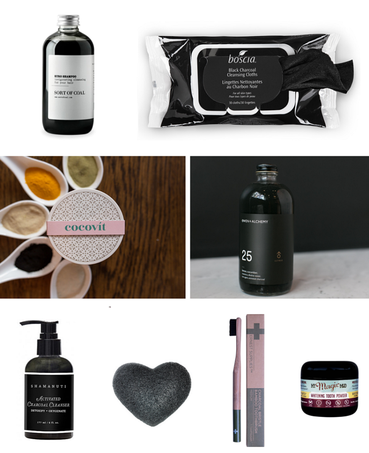Activated Charcoal Beauty