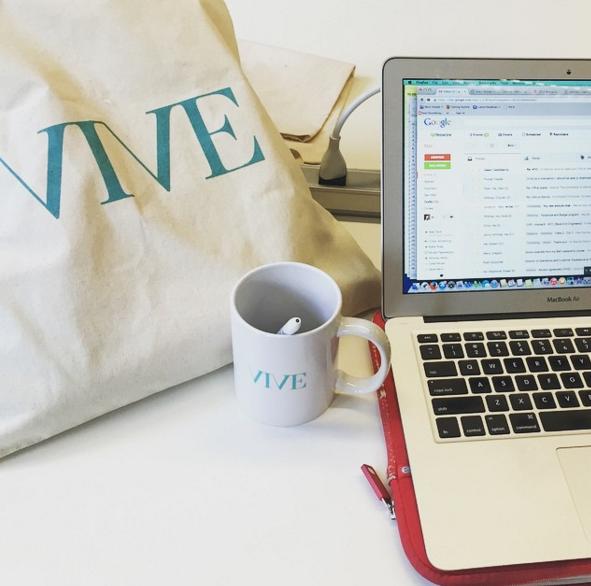 Vive Startup