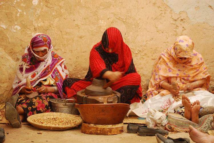 kahina traditional extraction process