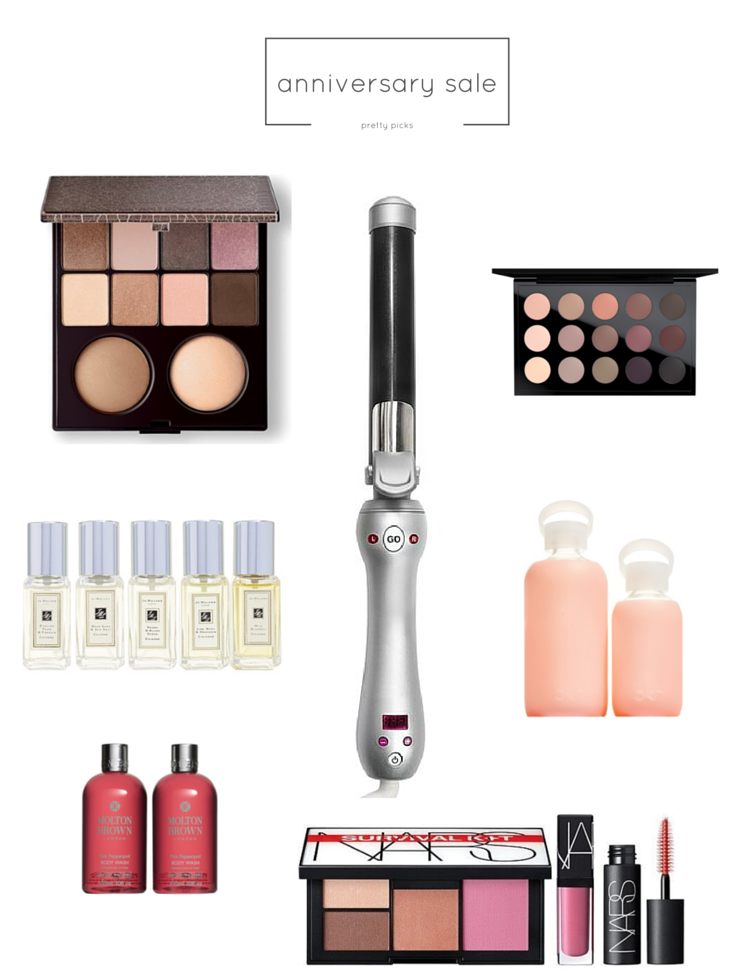 Nordstrom Anniversary Sale Beauty 2016