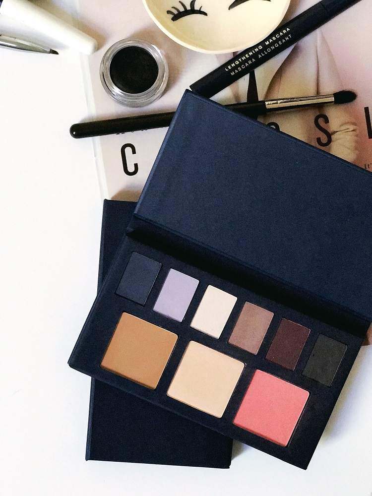 beautycounter winter dream palette