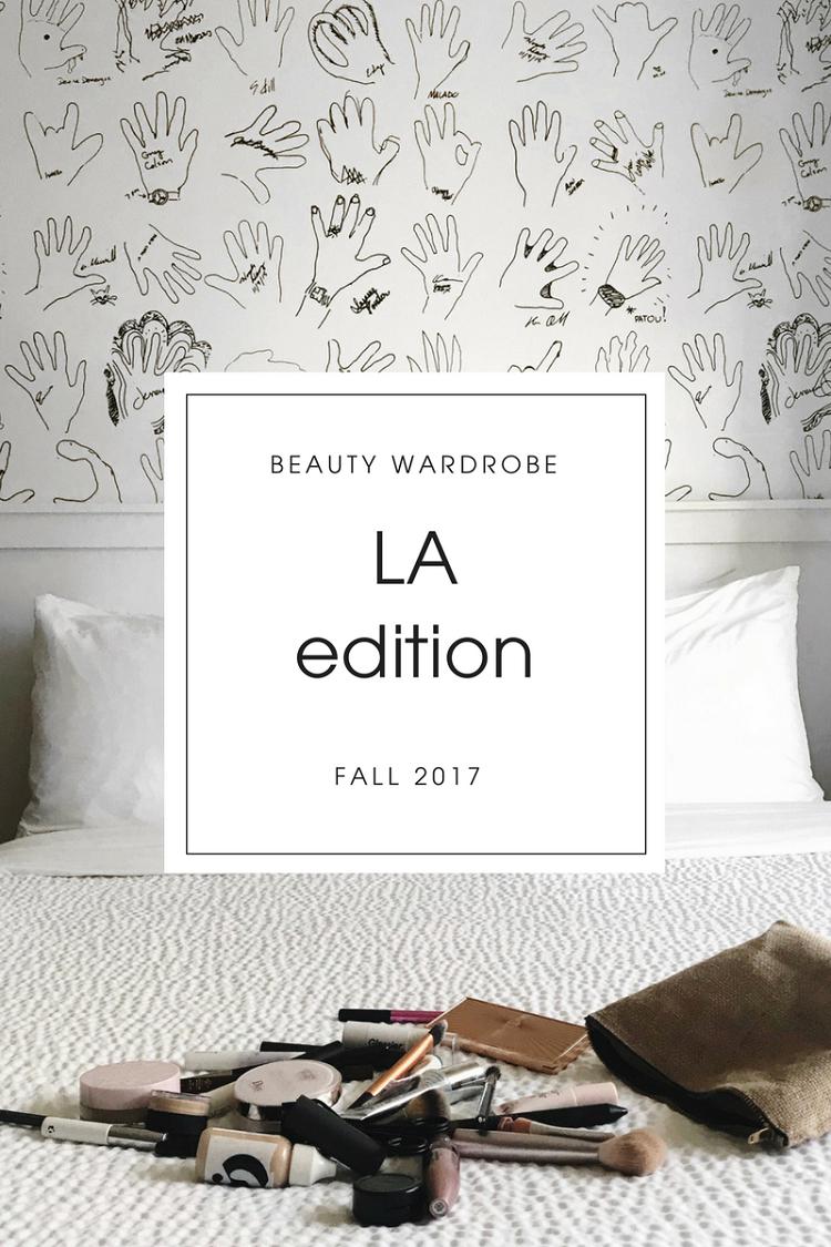 Fall Beauty Wardrobe Heads West
